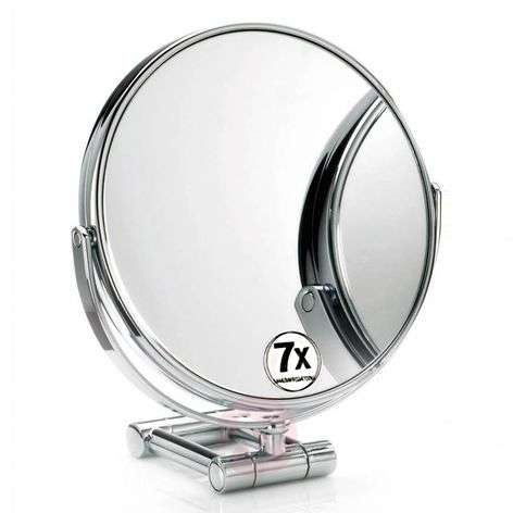SPT 50 cosmetic mirror, 7x