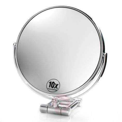 SPT 50 functional cosmetic mirror, 10x