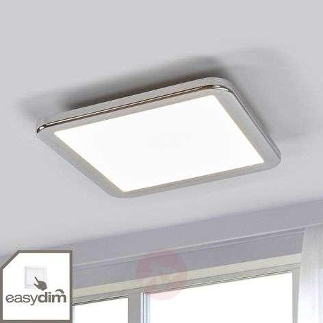 Square Easydim LED ceiling light Filina