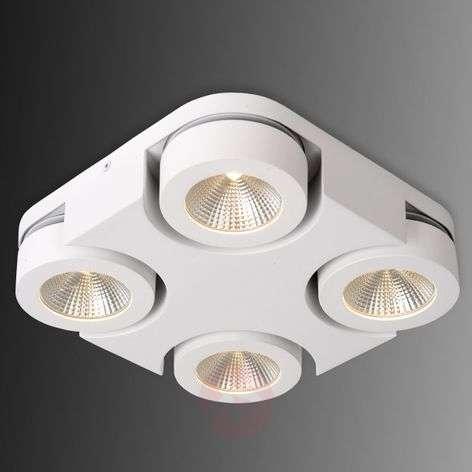 Square LED ceiling light Mitrax