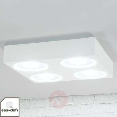 Square LED Easydim ceiling light Sonja