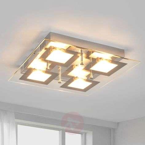 Square LED kitchen lamp Manja-4018054-32