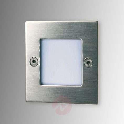 Square LED recessed light Lis