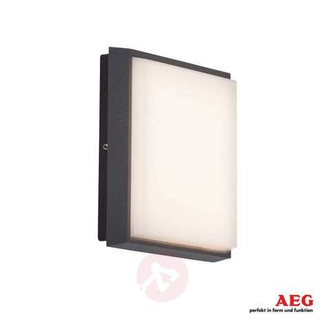 Square Letan Square LED outdoor wall lamp - 9W