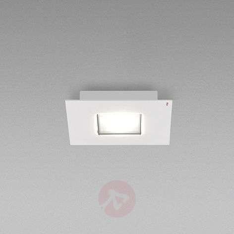 Square Quarter LED ceiling light
