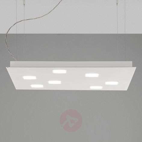 Square Quarter LED pendant light-3503333X-31