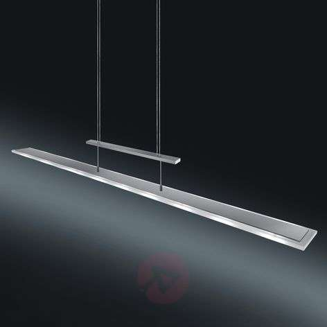 Stainless steel - hanging light Antea with LEDs
