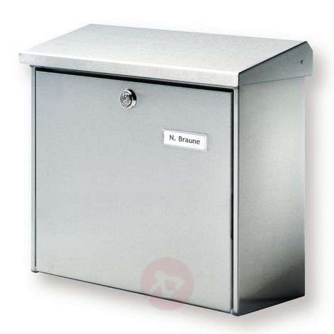 Stainless steel letterbox Comfort-1532028-31