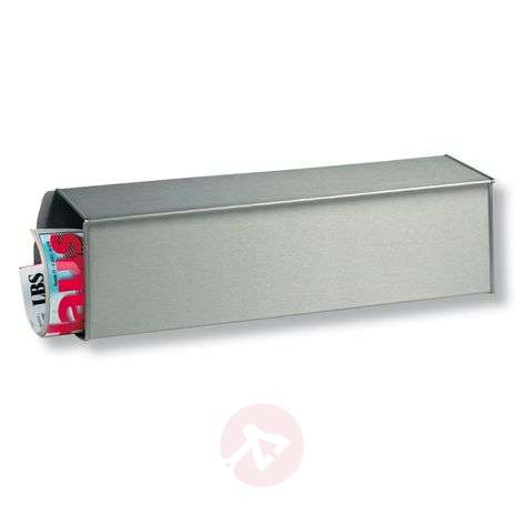 Stainless steel newspaper holder 3808