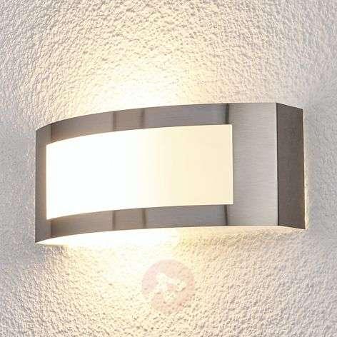 Stainless steel outdoor wall lamp Raja