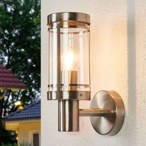 Stainless steel outdoor wall light Djori-9977032-32