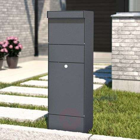 Stand letterbox Parcel anthracite-1045224-31