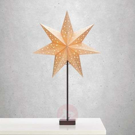 Standing star Solvalla - height 69 cm