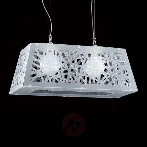 Star modern hanging light for various rooms, white-1056031-31