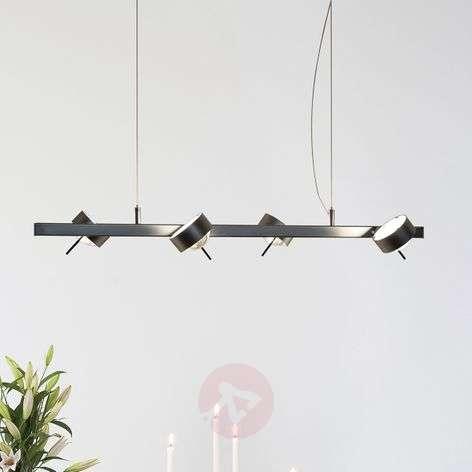 State-of-the-art modern hanging light PUK QUARTET