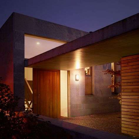 Steinel L 12 Sensor wall light for Outside Modern