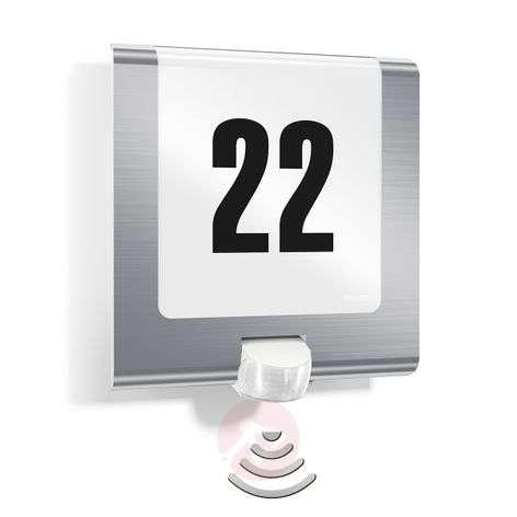 Steinel L220 house number light with IR sensor
