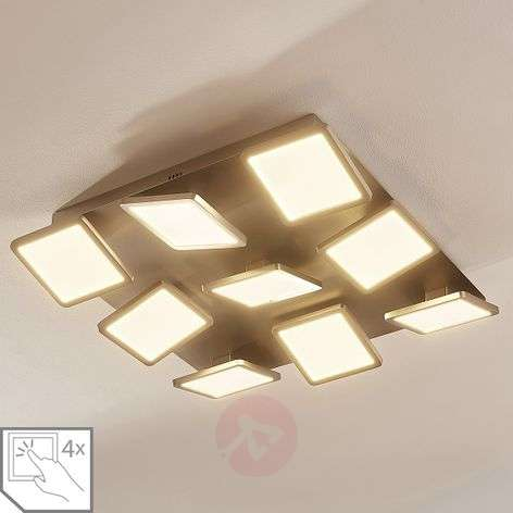 Stephanie - LED ceiling lamp, dimmable
