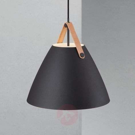 Strap LED hanging light