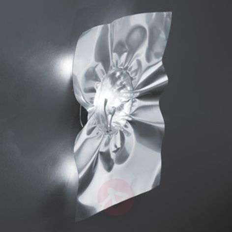 Stropiccio - wall light, silver, H 60 cm
