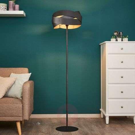Stunningly designed Tornado floor lamp