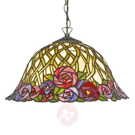 Stylish hanging light Melika - Tiffany style