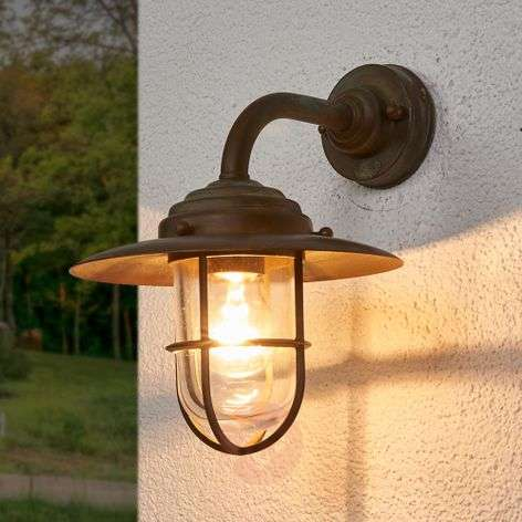 Stylish outdoor wall light Antique
