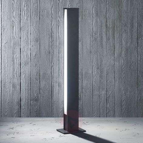 Stylish path light Tendo 108cm double-sided light