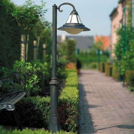 Stylish pathway lamp Sofia