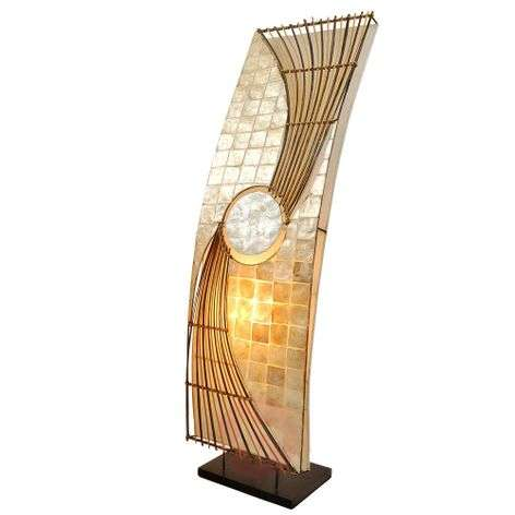 Stylish QUENTO floor lamp, 90cm