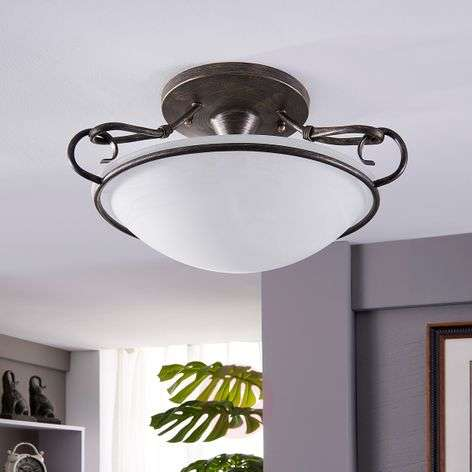 Stylish Rando ceiling lamp in country-house style