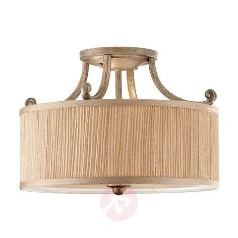 Stylish semi-flush ceiling lamp Abbey