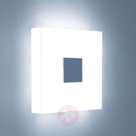 Subtle front panel - Cubic C3 LED wall light