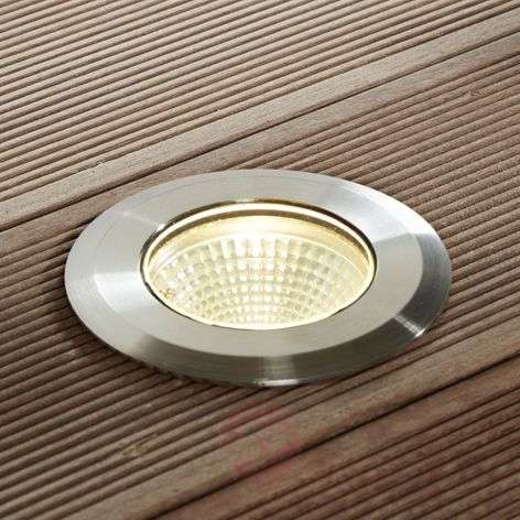 Sulea LED stainless steel deck light IP67 round