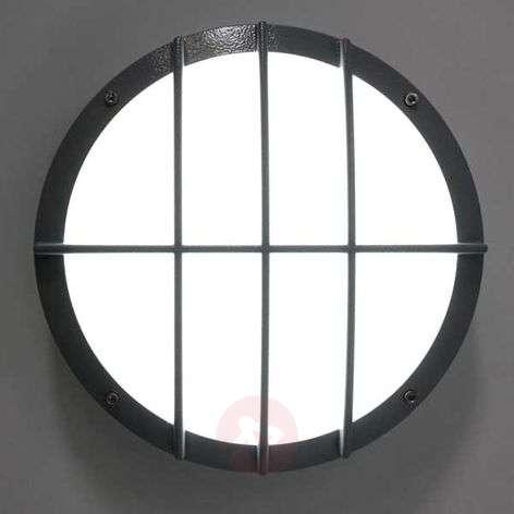 SUN 8 LED die-cast aluminium wall light-1018204X-31
