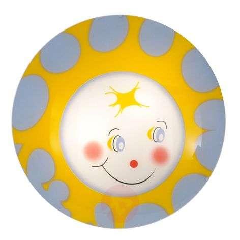 Sunny Ceiling Light for Children