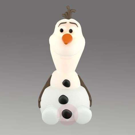 Super cute Olaf LED night light