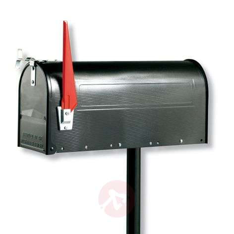 Support post 893 S for U.S. MAILBOX