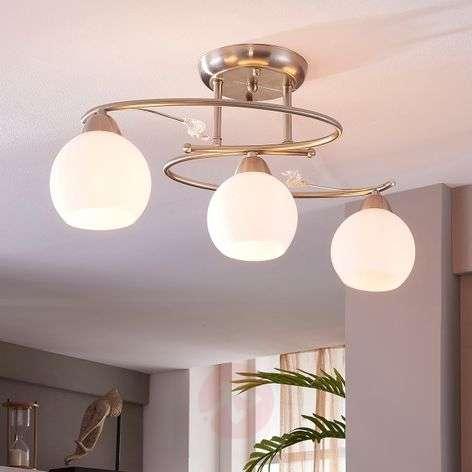 Svean - 3-bulb ceiling lamp