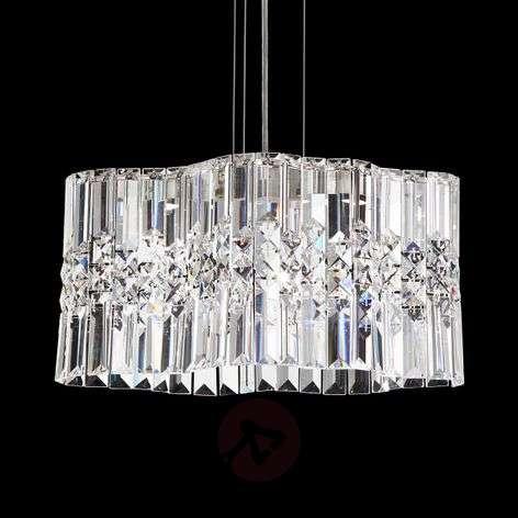 Swarovski Selene crystal LED hanging light, 37cm