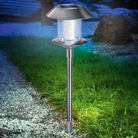 Swing Duo Solar stainless steel solar light-3012004-31