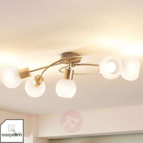 Switch-dimmable LED ceiling lamp Tanos