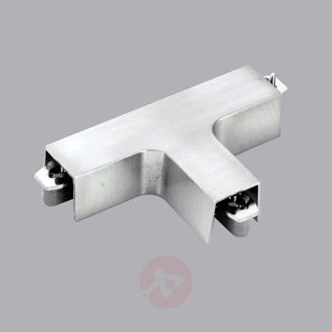 T connector for HV track4 m6 two-circuit system