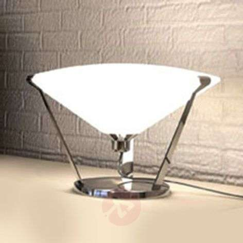 Table lamp Rimbo with opal diffuser