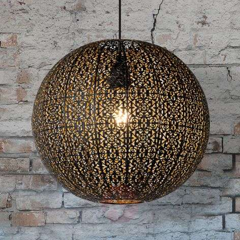 Tahar - orientally-designed pendant light