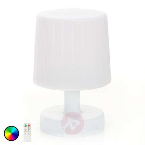 Taimi LED table lamp f. outdoor w. colour change-6027363-311