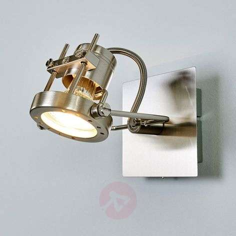 Taleja LED spotlight industrial style, dimmable