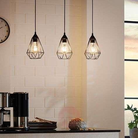 Tarbes 3-bulb hanging light in a vintage design-3031861-31