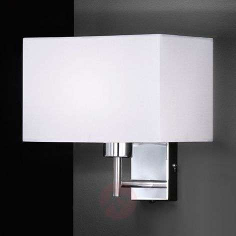 Tastefully designed wall light Kempten