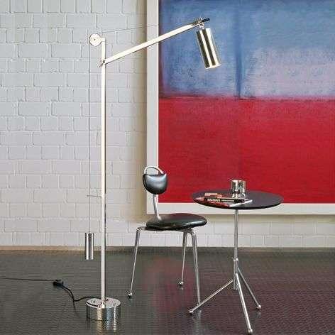 Tecnolumen Umkreis floor lamp in the Bauhaus style